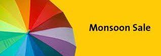Lifestyle - Monsoon Sale: Buy 1 Get 1 Free